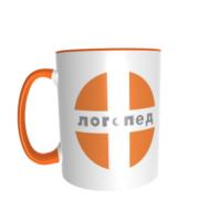 Кружки с логотипом, чашка с логотипом, логотип на кружке, чашка с логотипом компании, кружка для логопеда
