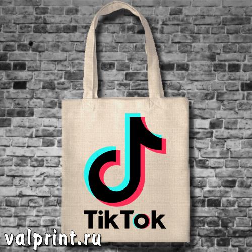 "Сумка-шоппер ""Tiktok"""